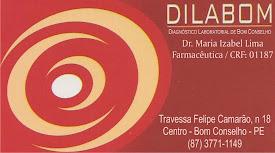 DILABOM - Diagnóstico Laboratorial de Bom Conselho