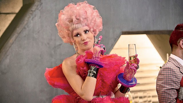 Elizabeth Banks Hunger Games ALS Ice Bucket Challenge