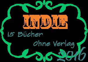 Indie - 15 Bücher ohne Verlag!