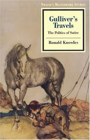 gullivers travels yahoos and houyhnhnms