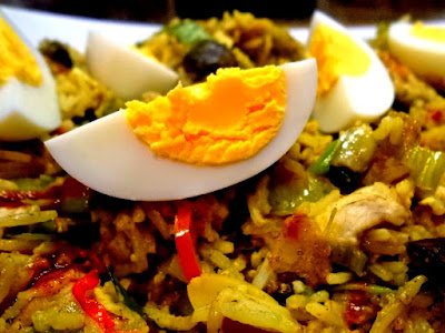 Cod Roe Kedgeree