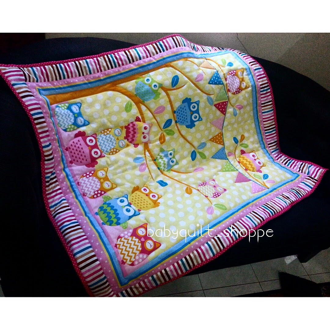 Baby Quilt Collection (instagram : babyquilt_shoppe)