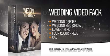 Wedding Pack - After Effects Project