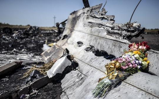MH17 Masih di Udara Sewaktu Kokpit Terpisah Daripada Kapal Terbang