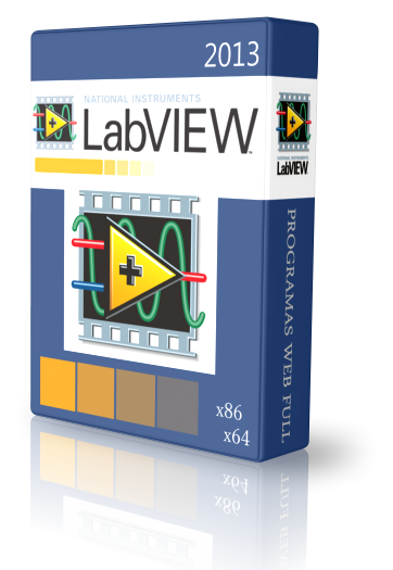 Ni LabVIEW 2013 v13 full