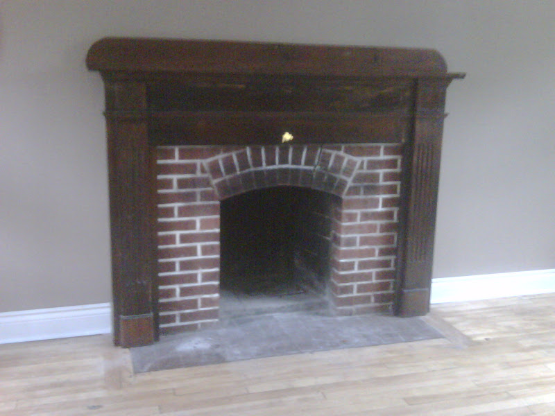 debbie reviews update fireplace front refinishing