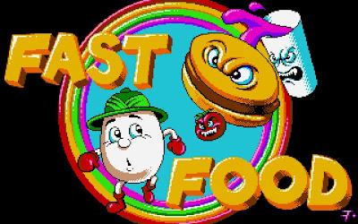 Dizzy Fast Food