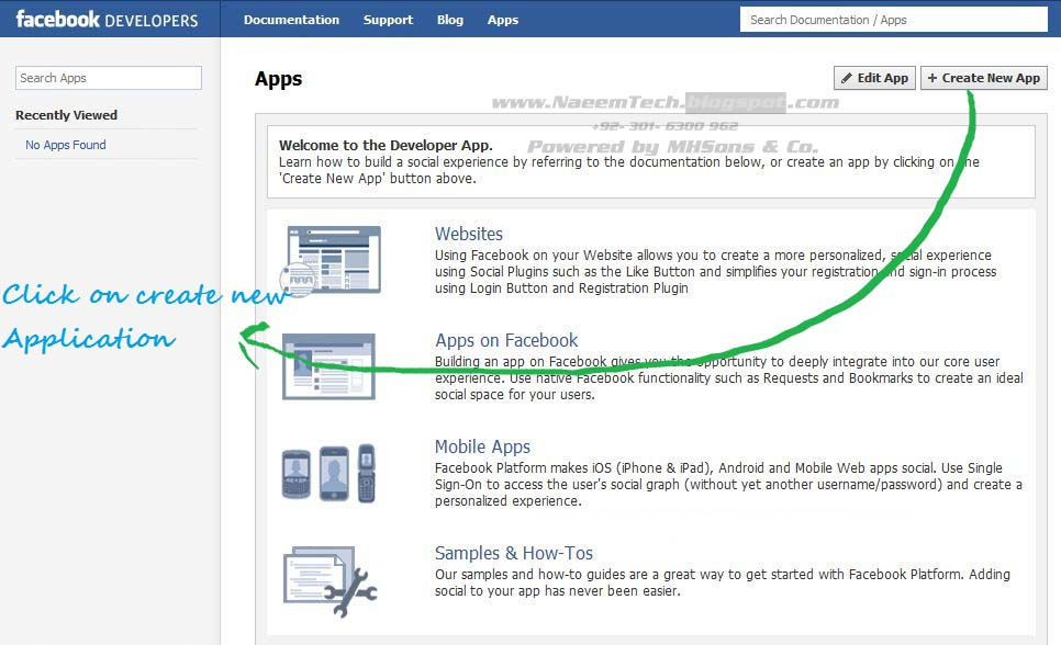 how to become a facebook application developer