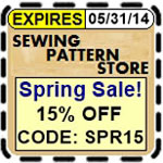 Sewing Pattern Store