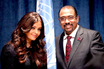 UNAIDS appoints Aishwarya Rai as International Goodwill Ambassador
