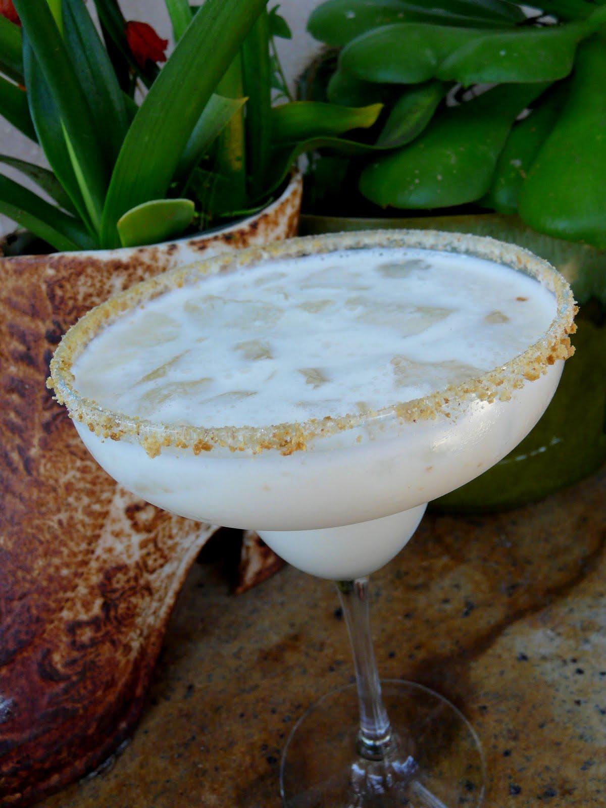 Key Lime Pie Margarita Drink Recipe
