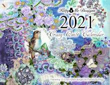 2021 Crazy Quilt Calendar