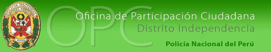 OPC - PNP Independencia