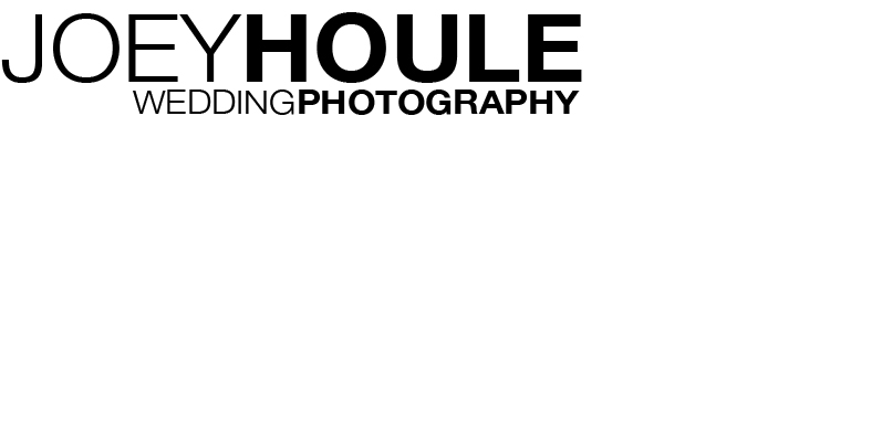 Joey Houle Wedding Photographer