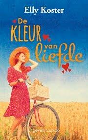 Mijn nieuwste roman De kleur van liefde is verkrijgbaar bij alle boek- en webwinkels.