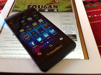 BlackBerry Z10 İnceleme