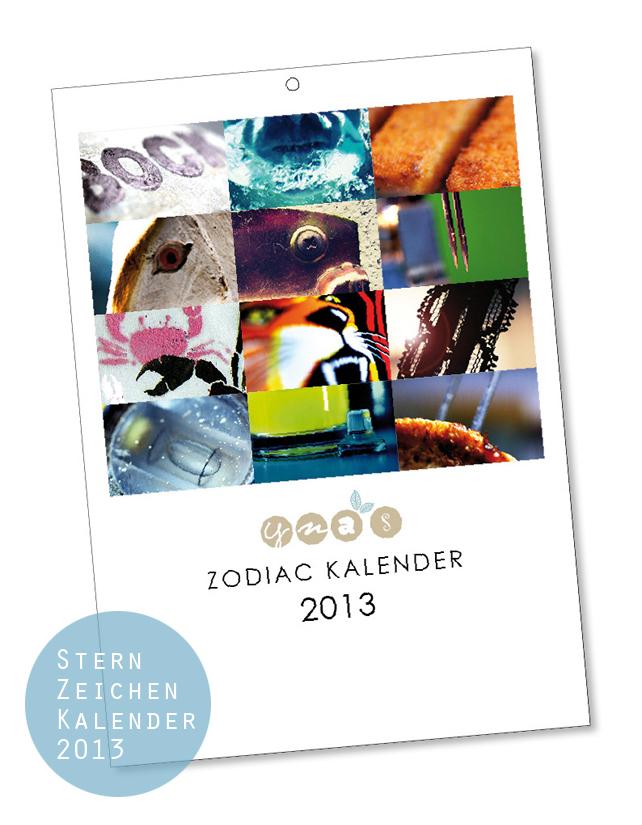 Ynas Design Kalender 2013