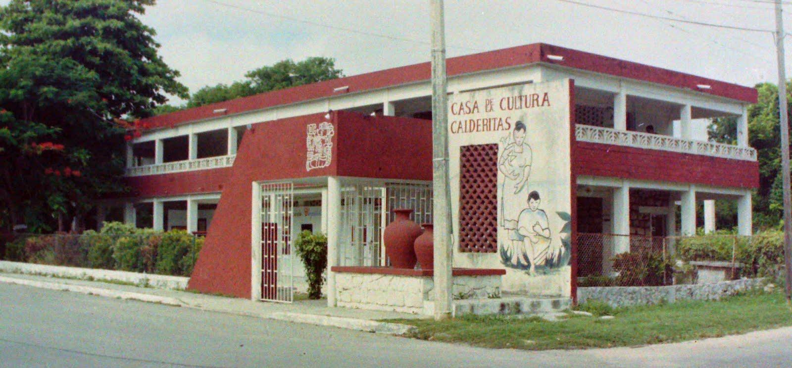 Pueblo viejo diamante de la huasteca casa de la cultura de calderitas - Casa de cultura ignacio aldecoa ...