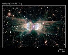 MZ 3 Nebuloza  da Formiga