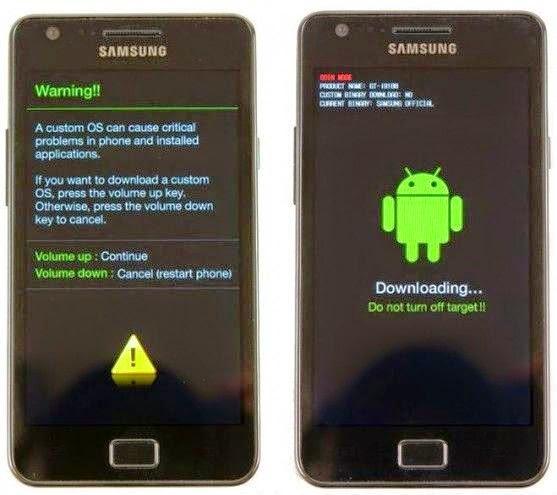 Cara Flash/Install Ulang Samsung Galaxy Core 2 SM-G355H