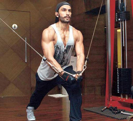 Ranveer Singh Body Workout And Diet Top Ten Indian