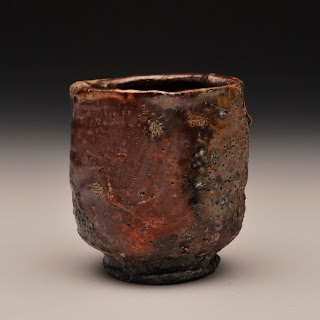 Mitch Iburg Ember Buried Whiskey Cup