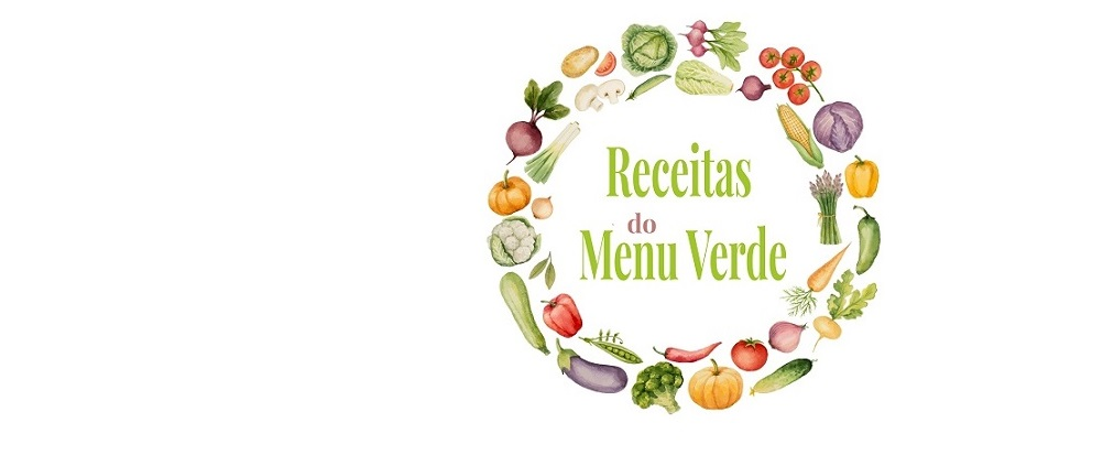 Receitas do Menu Verde