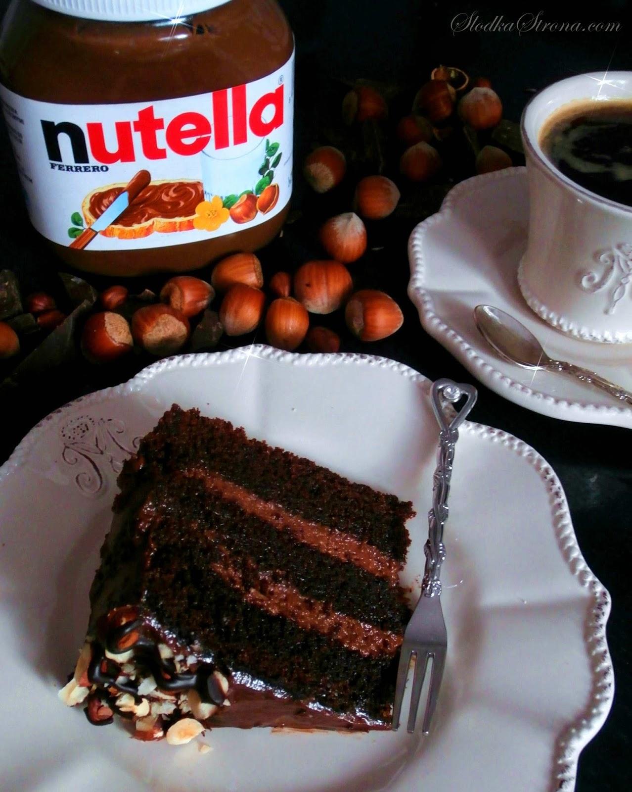 tort czekoladowy przepis