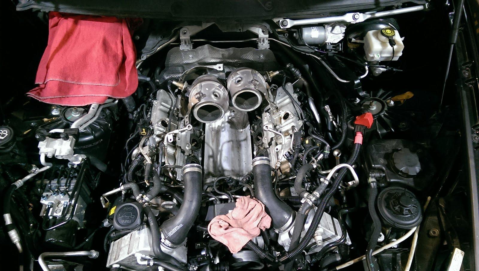 Bmw Head Gasket Replacement Cost >> BMW Virtuoso: BMW N63 Valve Stem Seals