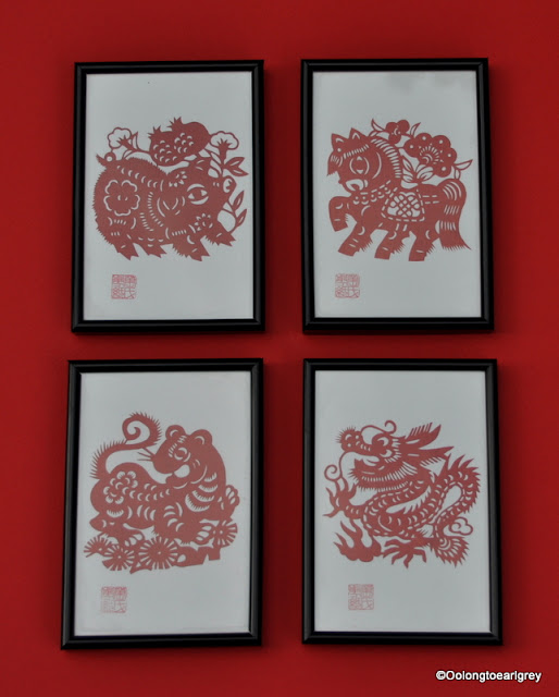 Paper cut, Chinese Horoscopes