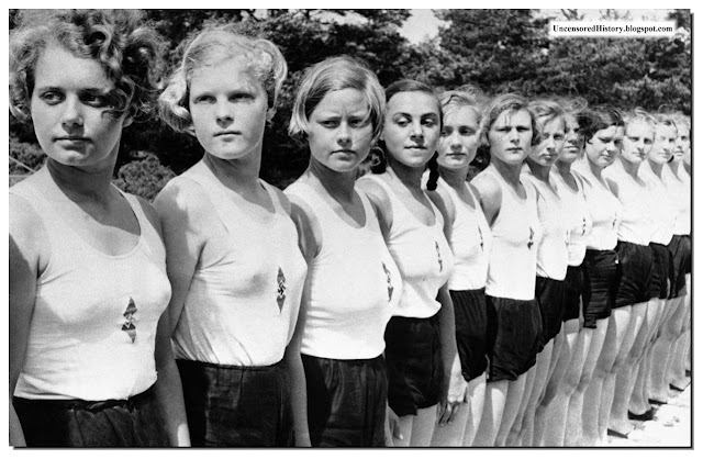 BDM Nazi organisation for women