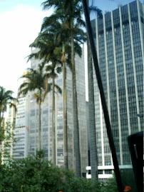 Anhangabaú, centro de São Paulo