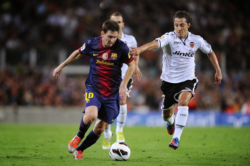 Kèo thơm cá độ Barcelona vs Valencia