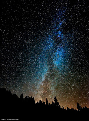 how do we photograph the milky way