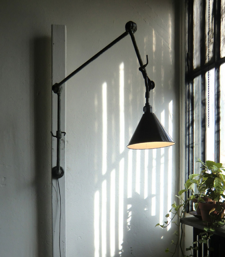 Wo and w collection 2014 - Lampe murale industrielle ...