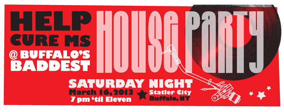 Buffalos Baddest House Party
