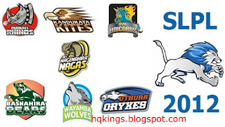 Sri Lanka Premier League Patch Cricket 07