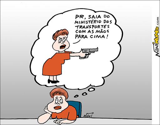 O que Dilma teria que fazer, mas não pode