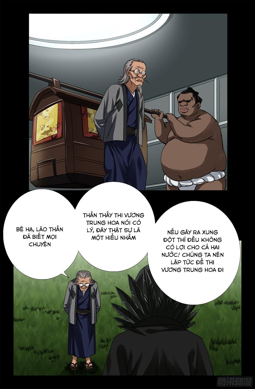 Huyết Ma Nhân Chap 353 - Trang 6