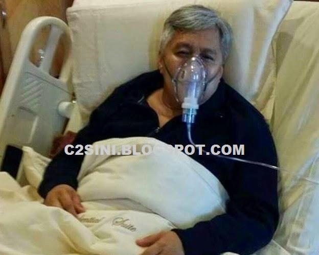 Chef Wan masuk Hospital akibatan jangkitan di paru paru