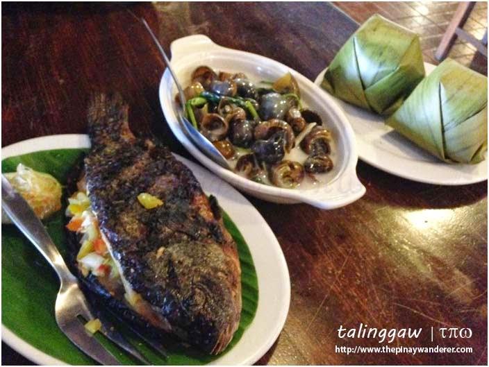 RSM lutong bahay restaurant
