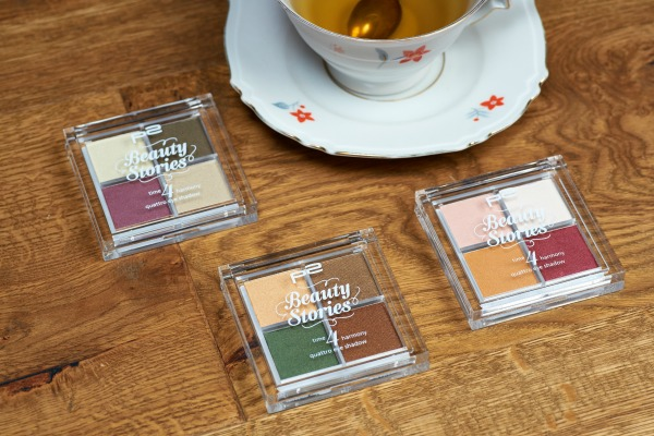p2 beauty stories le - time 4 harmony quattro eye shadow