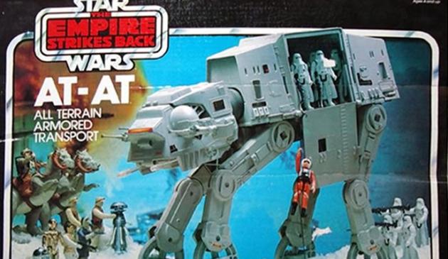 10 juguetes de Star Wars que todo fanático desearía tener