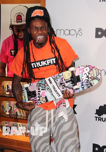 Lil WayneLil Wayne Clothing Trukfit