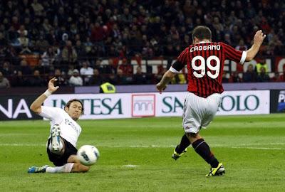 AC Milan 3 - 0 Palermo (3)