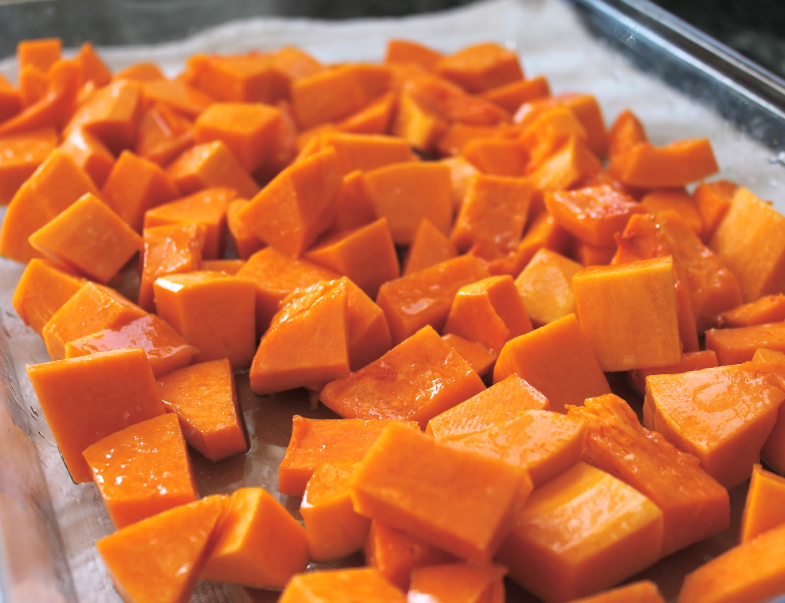 sweet and tender butternut squash layered between whole wheat lasagna ...