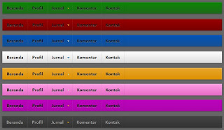 Membuat Menu Dropdown Pure CSS3 Floating di Blog