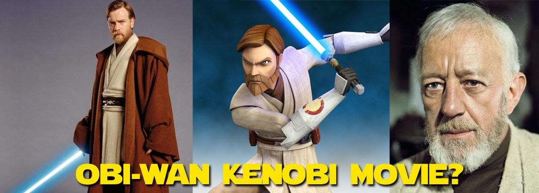 Obi-Wan Kenobi Star Wars Movie 2020