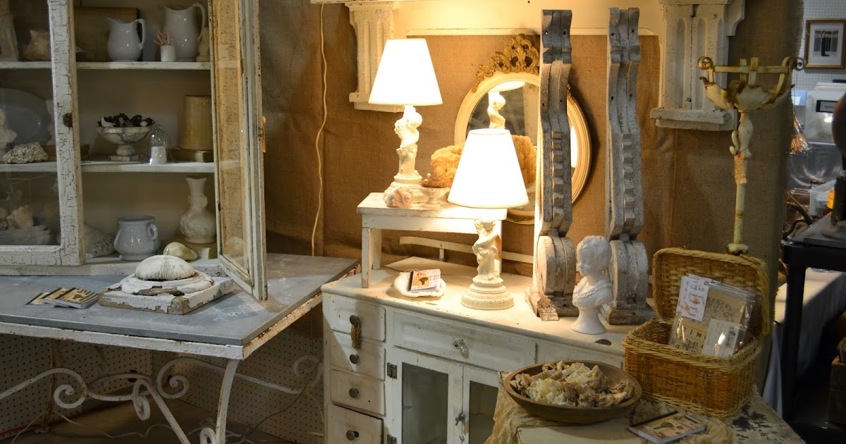 Time Worn Interiors Country Living Fair At Stone Mountain