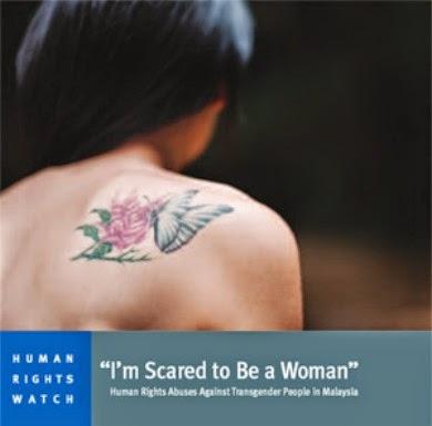 Transgender dakwa dicabul penguatkuasa agama